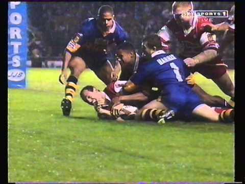 Wigan Warriors vs Leeds Rhinos (1998 Final)