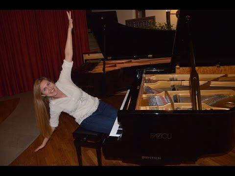 Piano Hits by Urška Babič (IndieGoGo Campaign)