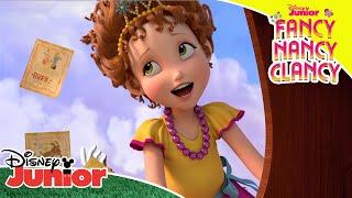 ? Marvellous Mirror   Fancy Nancy Clancy   Disney Junior UK