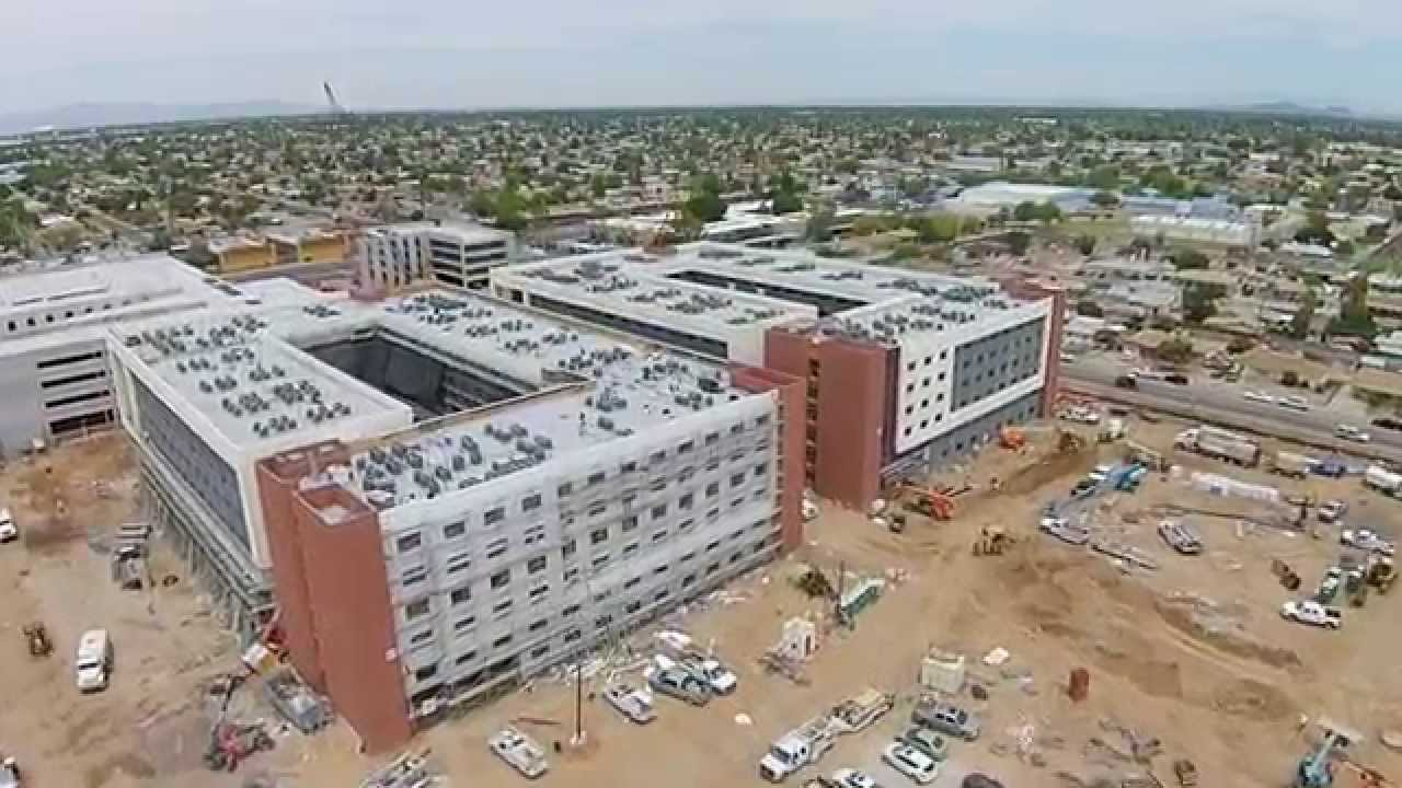 Gcu Campus Construction Update