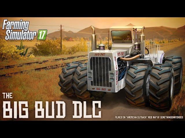 farming simulator 2017 big bud dlc скачать