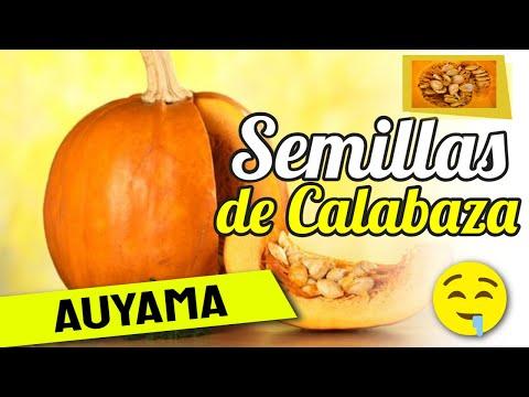 Para Que Sirve La Semilla De Calabaza - Semilla De Calabaza Como Se Consume
