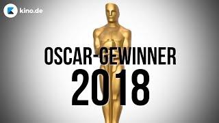 OSCARS 2018 - Alle Gewinner