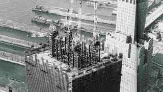 видео строительство торговых зданий