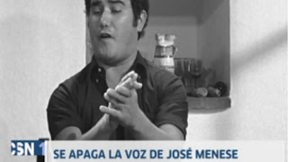 Muere José Menese, cantaor