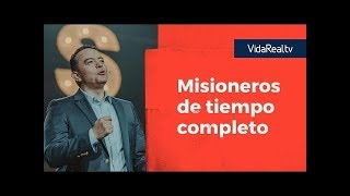 Misioneros de tiempo completo. | Ruta 357 | Pastor Rony Madrid