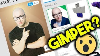 account GIMPERA in ROBLOX?