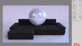 Уроки 3ds MAX. Создание студийного света для предметной визуализации