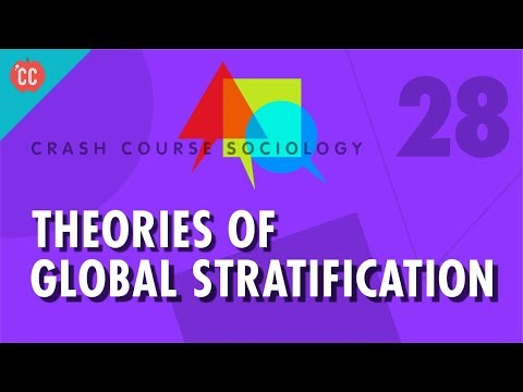Theories Of Global Stratification: Crash Course Sociology #28