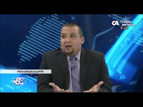 A las 8:45 Reformas a la ley de la SAT y el secreto bancario (Entrevista Completa)