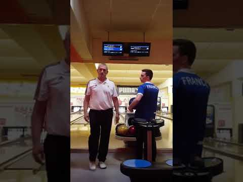 Coupe d'Europe Bowling Vienne Octobre 2017-1