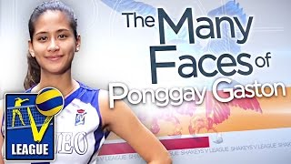 PONGAY GASTON | ADMU | Player's Profile | Shakey's V-League Collegiate Conference