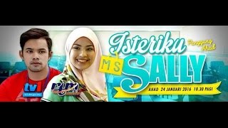 Telefilem Isteriku Ms Sally FULL Janna Nick, Hafreez Adam