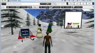 3 3 Noel Sanal bir Dünya Oluşturma - Kişiselleştir Adım: Kaydet