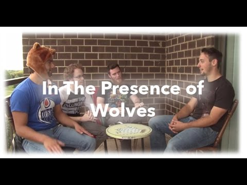 In the presence of wolves halloween show announcement for Balcony sessions