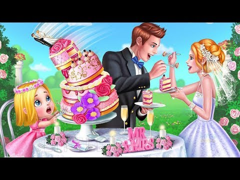 fun-wedding-planner-girls-game---learn-to-make-tasty-cake-in-fun-cooking-game