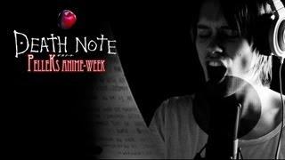 DEATH NOTE - THE WORLD (OPENING) by PELLEK