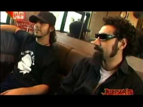 Interview with Serj and Daron on Uranium