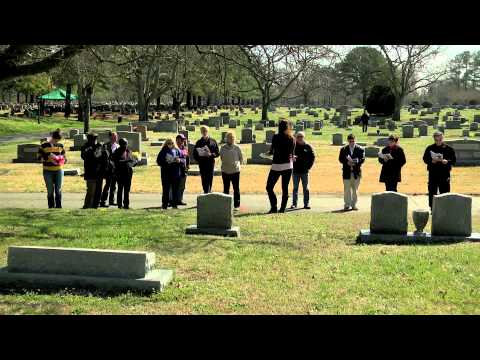 Norfolk Historic Cemeteries - Calvary Tour