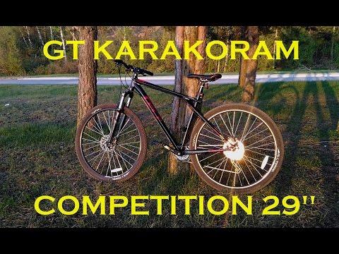 ОБЗОР ВЕЛОСИПЕДА GT KARAKORAM COMPETITION 29!!! СТОИТ ЛИ БРАТЬ???