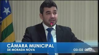 Marquinho de Ana Cristina Pronunciamento 03 02 17