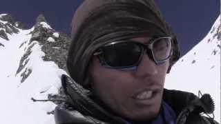 高所順応 西稜7200m地点から - KURIKI【EVEREST SHARE 2012】