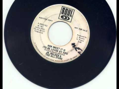 Jnr Walker & The All Stars-How Sweet It Is(To Be Loved By You).wmv
