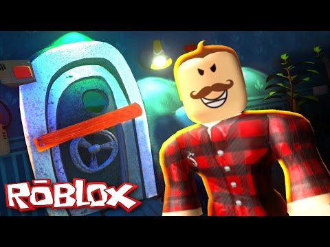 HELLO NEIGHBOR IN ROBLOX (ALPHA 2)