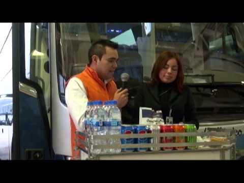 Martes 04 Marzo Desde Omnibus de Mexico Tampico