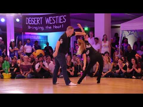 JAck & Jill O'Rama 2017 Strictly Swing A 1st Place - Kyle Redd & Victoria Henk