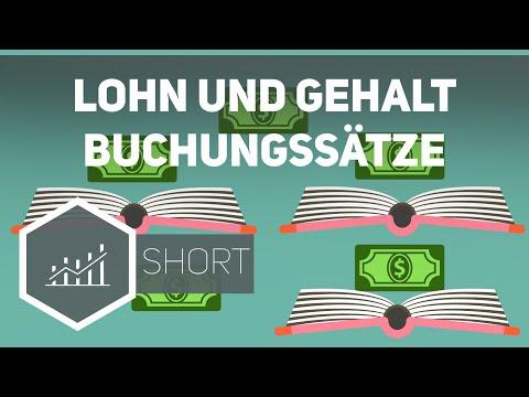Lohn und Gehalt - Buchungssätze ● Gehe auf SIMPLECLUB.DE/GO & werde #EinserSchüler
