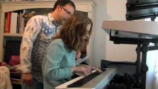 Rachel Flowers & Michael Thallium - Space Rhapsody 2011