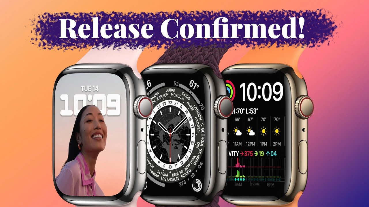 Apple Watch release date, new emoji, and 'iPhone 14' details on This Week in Apple