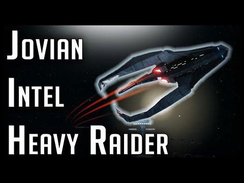 Jovian Intel Heavy Raider, Review – Star Trek Online