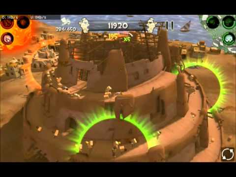 Babel Rising 3D - gameplay