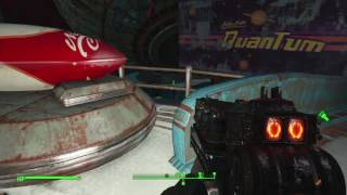 Fallout 4 DLC: Nuka-World pt24 - The Most Robots You'll EVER Seen In One Video