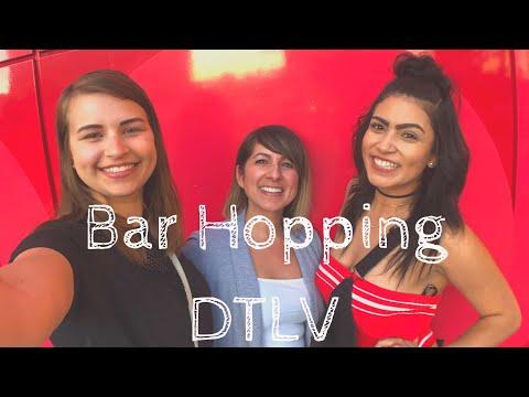 Bar Hopping In Las Vegas