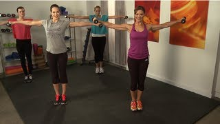 10-Minute Full-Body Workout With Holly Perkins