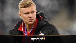 Kein Top-Klub? So plant Raiola mit Erling Haaland | SPORT1 - TRANSFERMARKT