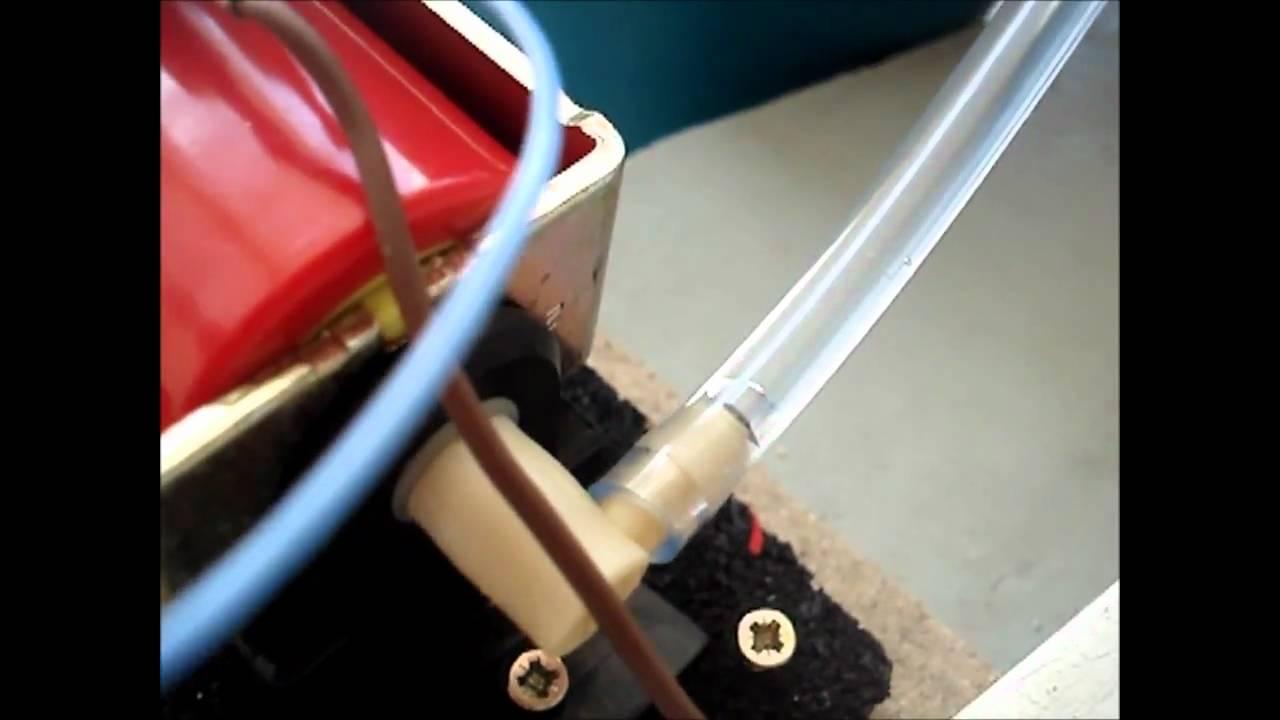 Pompe /électrique pour Cafeti/ère ARS CP4SP PLUS 65W p=15bar