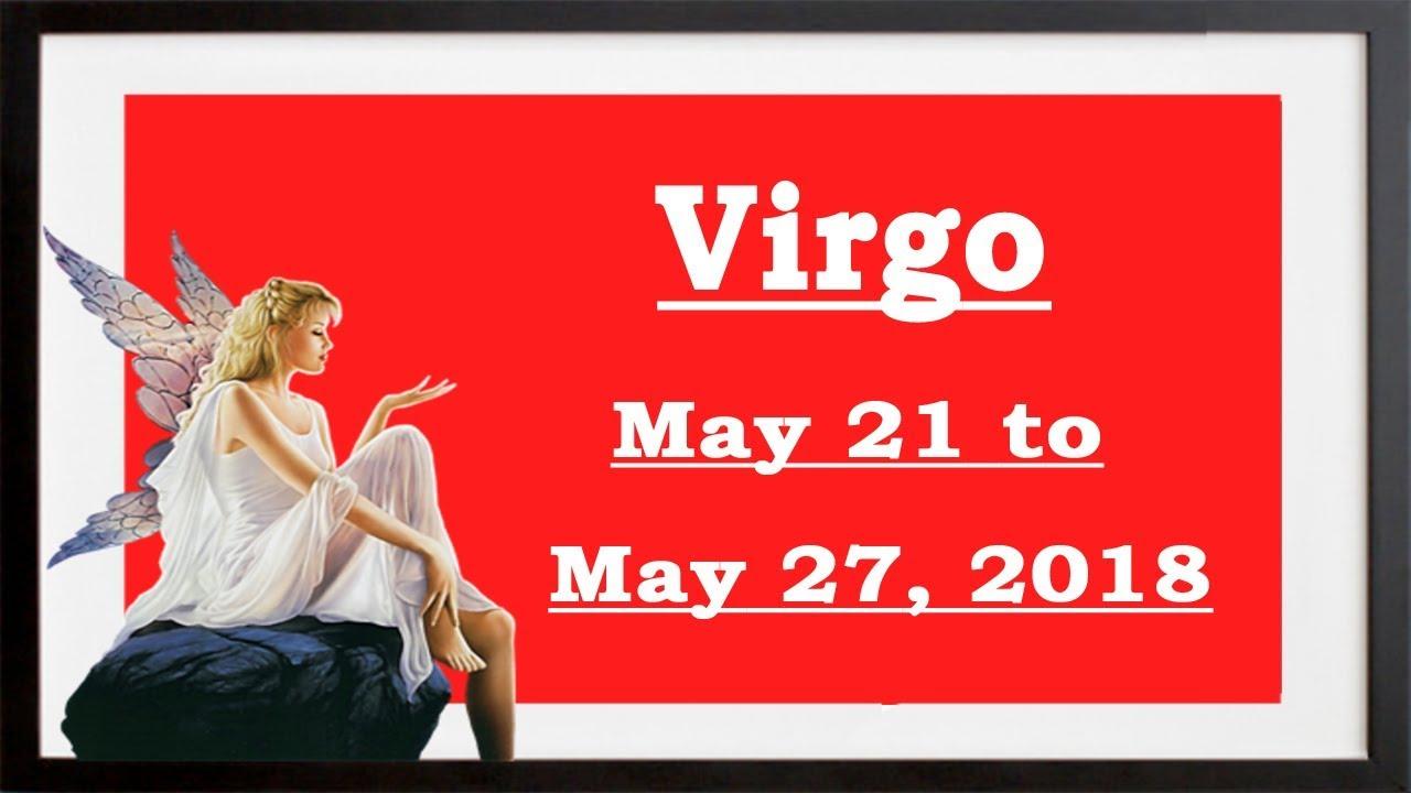 Virgo Weekly Horoscope 24 - 30 December 2018