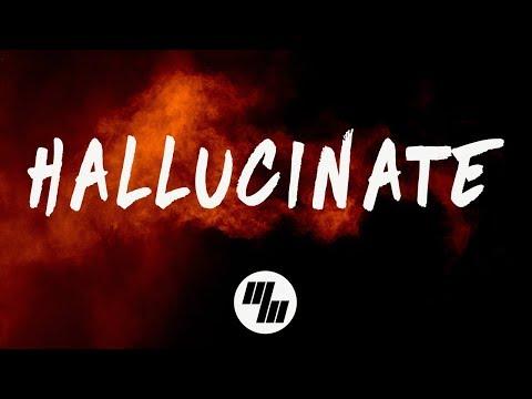 William Black - Hallucinate (Lyrics) ft. Nevve