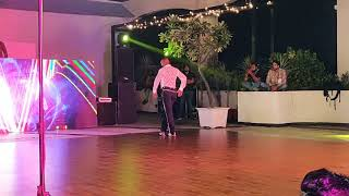 Salsa Solo || Performance || ISKBF 2k18 || Afro Latin dance Cup Chandigarh ||