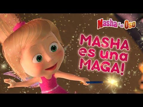 Descargar Video Masha y el Oso - ✨ Masha es una Maga! 🧞