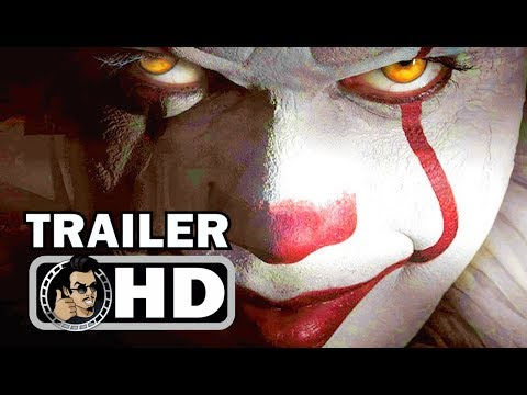 IT Official Experience Trailer (2017) Stephen King Horror Movie HD