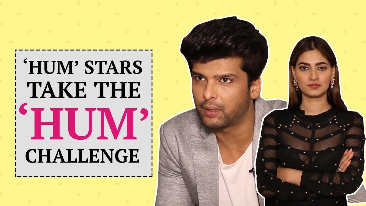 Download HUM Show   Kushal Tandon and Karishma Sharma take the 'Hum' challenge   ALT Balaji