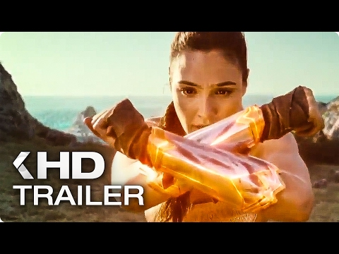 WONDER WOMAN Trailer 3 Sneak Peek (2017)