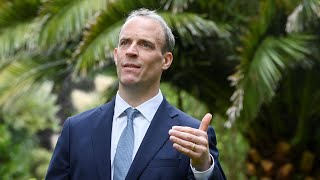 video: Dominic Raab lashes out at European leaders for 'offensive' attitudes about UK
