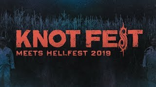 Knotfest Meets Hellfest  - June 20, 2019 (Trailer)