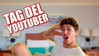 ¿QUÉ YOUTUBER ODIAS? | Tag del Youtuber
